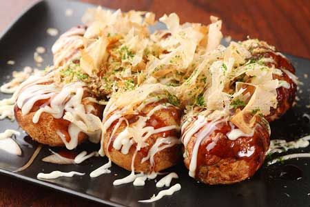 Jajanan Jepang Terlezat Dan Terpopuler - Takoyaki