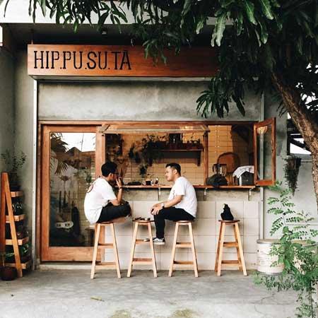 Kedai Kopi Terbaik Di Solo - Hippusuta Coffee Shop and Home Decor