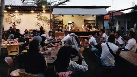Kedai Kopi Terbaik Di Solo - Joxs Cafe