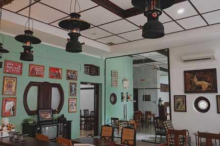 Kedai Kopi Terbaik Di Solo - Kayu Manis Coffee