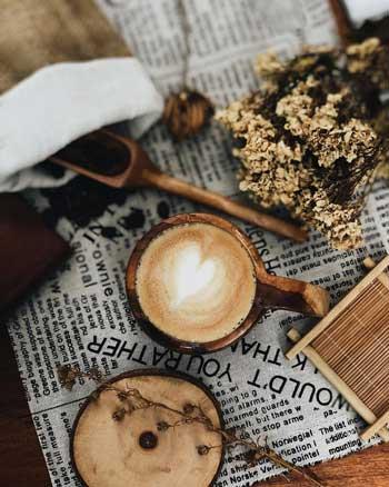 Kedai Kopi Terbaik Di Solo - Menu Hippusuta Coffee Shop and Home Decor