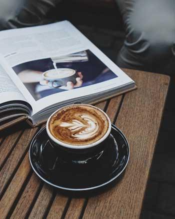 Kedai Kopi Terbaik Di Solo - Menu Kayu Manis Coffee
