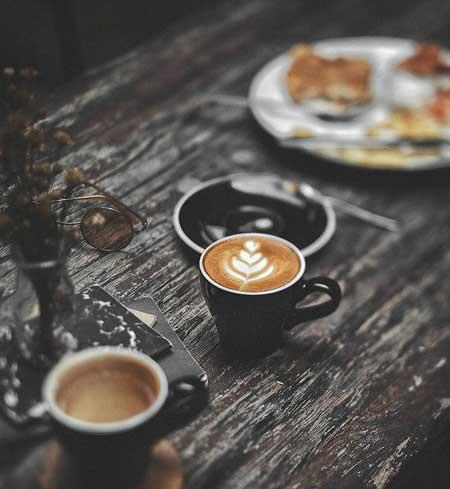 Kedai Kopi Terbaik Di Surabaya - Menu BlackBarn Coffee