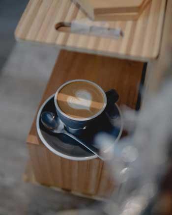 Kedai Kopi Terbaik Di Surabaya - Menu Caturra Espresso