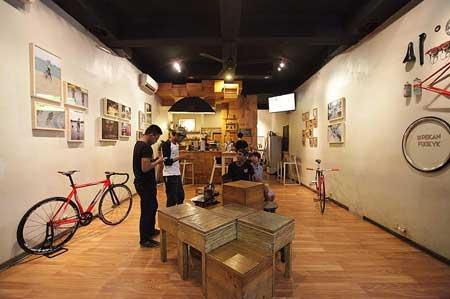 Rekomendasi Kedai Kopi Terbaik Di Jogja - Awor Gallery & Coffee