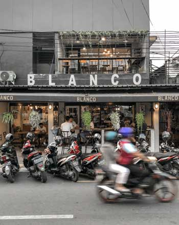 Rekomendasi Kedai Kopi Terbaik Di Jogja - Blanco Coffee and Books