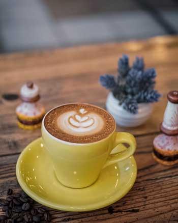 Rekomendasi Kedai Kopi Terbaik Di Jogja - Menu Noe Coffee & Kitchen
