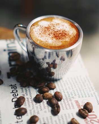 Rekomendasi Kedai Kopi Terbaik Di Jogja - Menu Raya's Kitchen & Coffee