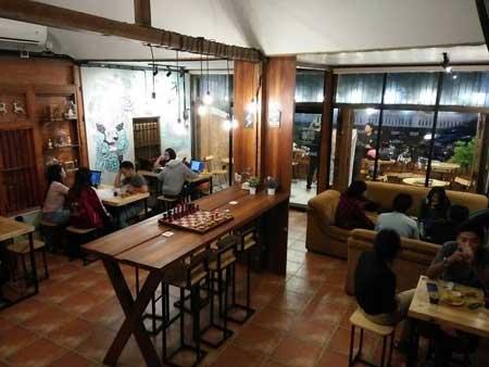Rekomendasi Kedai Kopi Terbaik Di Jogja - Noe Coffee & Kitchen