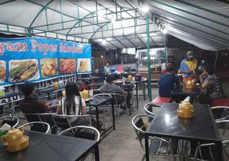 Tempat Makan Yang Enak Dan Murah Di Medan - Ayam Pepes Medan