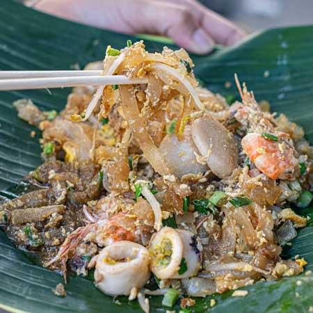 Tempat Makan Yang Enak Dan Murah Di Medan - Menu Mie Balap Wahidin