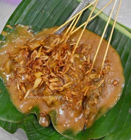 Tempat Makan Yang Enak Dan Murah Di Medan - Menu Sate Padang AlFresco