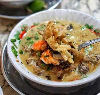Tempat Makan Yang Enak Dan Murah Di Medan - Menu Soto Kesawan Enak Tenan