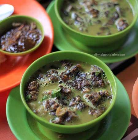 Tempat Makan Yang Enak Dan Murah Di Medan - Menu Soto RM Sinar Pagi