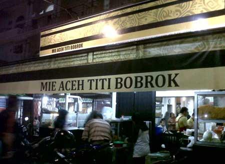 Tempat Makan Yang Enak Dan Murah Di Medan - Mie Aceh Titi Bobrok