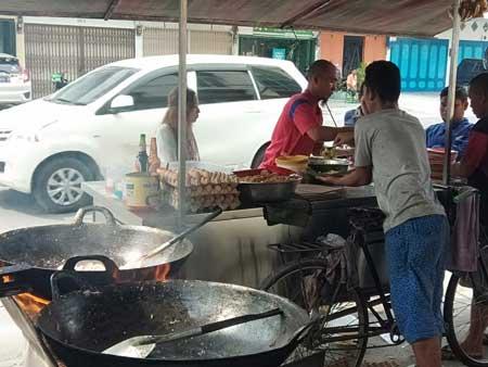 Tempat Makan Yang Enak Dan Murah Di Medan - Mie Balap Wahidin