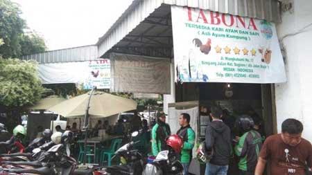 Tempat Makan Yang Enak Dan Murah Di Medan - Rumah Makan Tabona