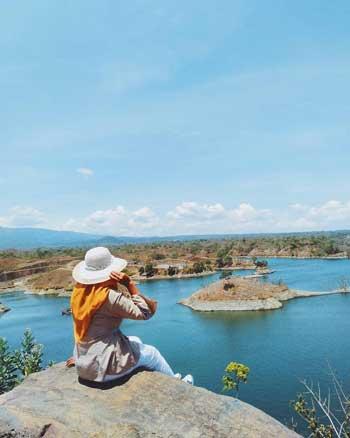 Tempat Wisata Di Banyuwangi - Waduk Bajul Mati