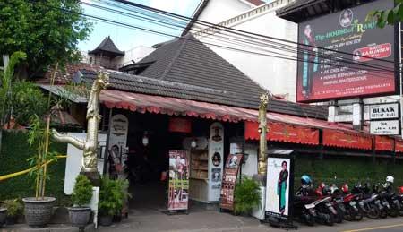 Tempat Wisata Kuliner Di Jogja - House of Raminten