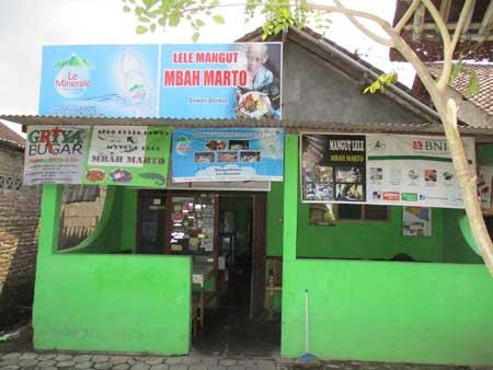 Tempat Wisata Kuliner Di Jogja - Mangut Lele Mbah Marto