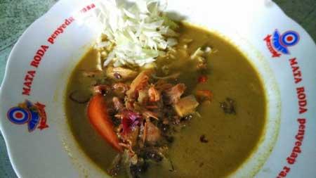 Tempat Wisata Kuliner Di Jogja - Menu Warung Moro Seneng