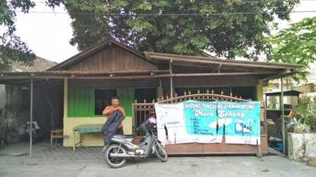 Tempat Wisata Kuliner Di Jogja - Warung Moro Seneng Jogja
