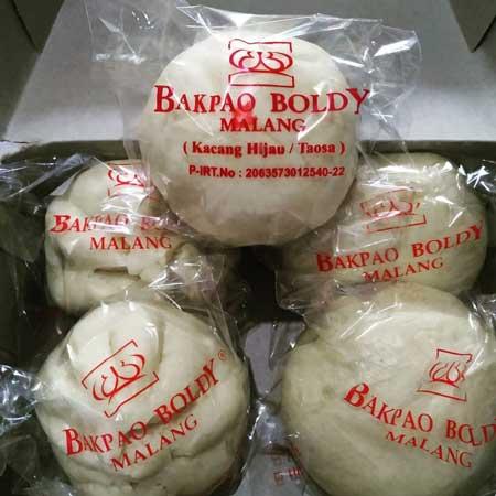Tempat Wisata Kuliner Di Malang - Bakpao Boldy