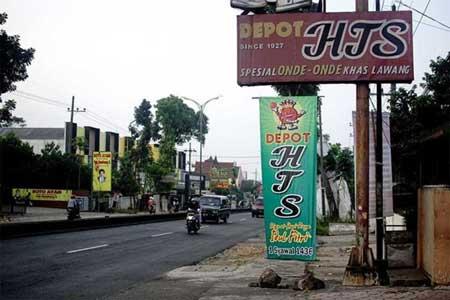 Tempat Wisata Kuliner Di Malang - Depot HTS