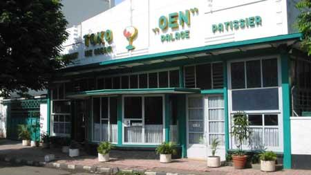 Tempat Wisata Kuliner Di Malang - Es Krim Oen