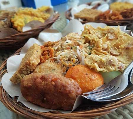 Tempat Wisata Kuliner Di Malang - Pecel Kawi