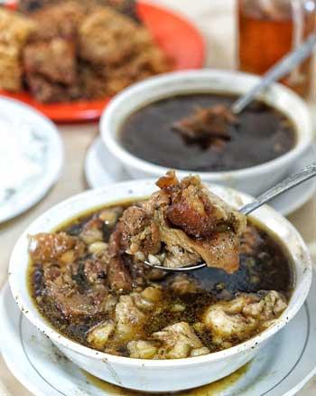 Tempat Wisata Kuliner Di Malang - Rawon Nguling