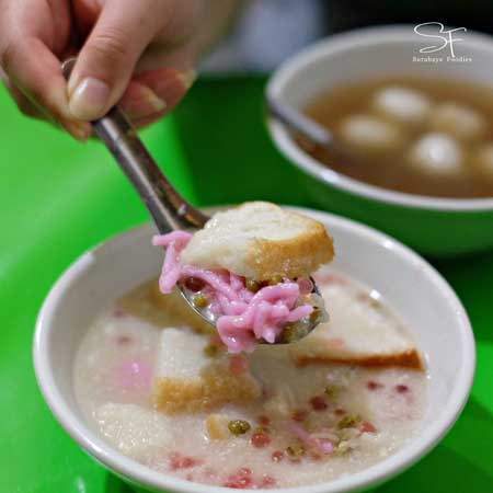 Tempat Wisata Kuliner Di Malang - Ronde Titoni