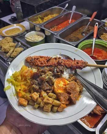 Tempat Wisata Kuliner Di Malang - Warung Lama Haji Ridwan