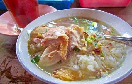 Tempat Wisata Kuliner Di Solo - Nasi Soto Ayam Gading