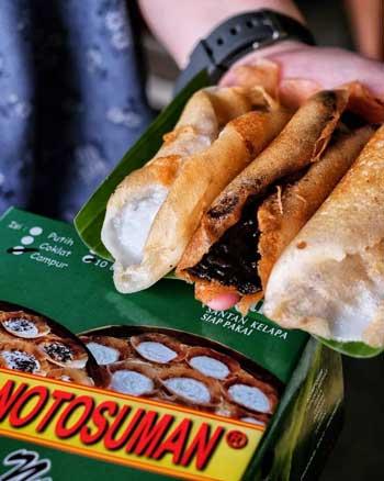 Tempat Wisata Kuliner Di Solo - Serabi Notosuman