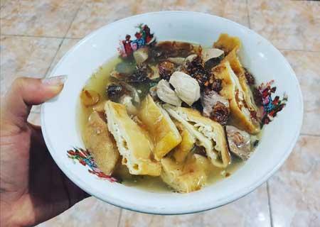 Tempat Wisata Kuliner Di Solo - Timlo Sastro
