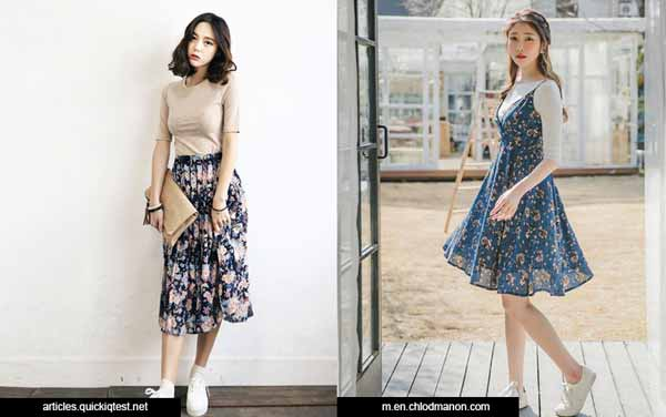 Trend-Fashion-Korea-2020-Motif-Florals