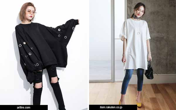 Trend-Fashion-Korea-2020-Oversized-Top