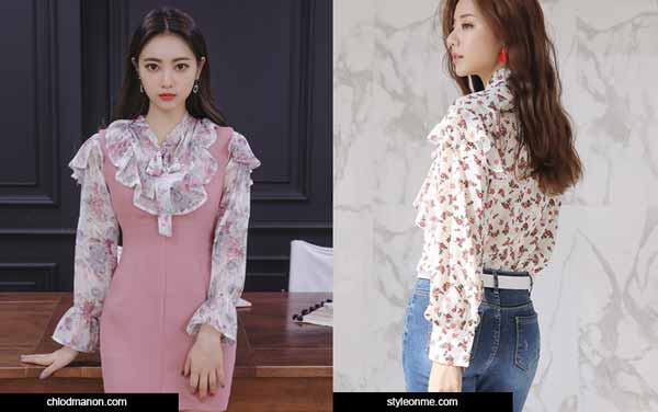 Trend-Fashion-Korea-2020-Romantic-Ruffles