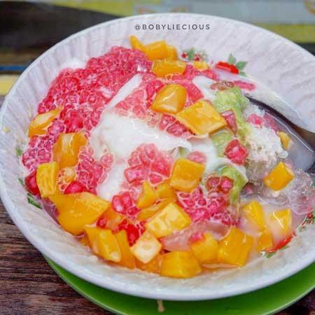 Berbagai Jenis Es Khas Indonesia Yang Menyegarkan - Es Oyen