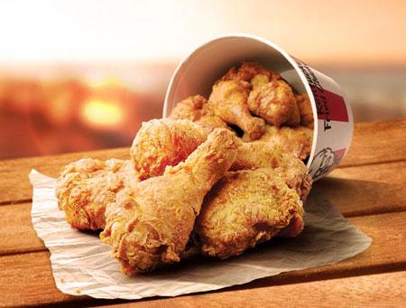 Menu Fast Food Yang Enak Dan Lezat Di Indonesia - Fried Chicken