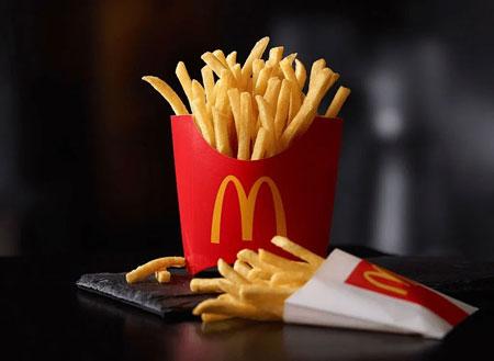 Menu Fastfood Yang Enak Dan Lezat Di Indonesia - French Fries
