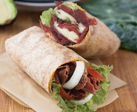 Menu Fastfood Yang Enak Dan Lezat Di Indonesia - Kebab