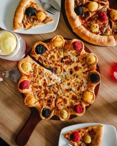 Menu Fastfood Yang Enak Dan Lezat Di Indonesia - Pizza