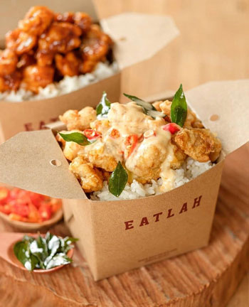 Menu Fastfood Yang Enak Dan Lezat Di Indonesia - Rice Box