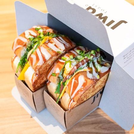 Menu Fastfood Yang Enak Dan Lezat Di Indonesia - Sandwich