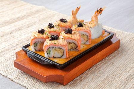 Menu Fastfood Yang Enak Dan Lezat Di Indonesia - Sushi