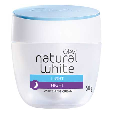 Produk Kosmetik Olay Lengkap - Olay Natural White Light Night UV