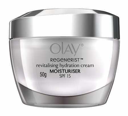 Produk Kosmetik Olay Lengkap - Olay Regenerist Revitalising Hydration Cream SPF 15