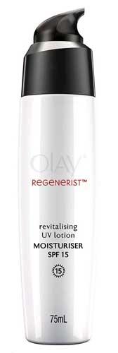 Produk Kosmetik Olay Lengkap - Olay Regenerist Revitalising UV Lotion